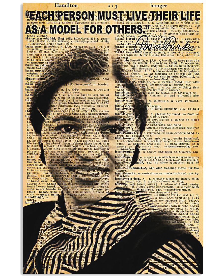 Rosa Parks - Black Lives Matter 11x17 Poster