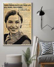 Rosa Parks - Black Lives Matter 11x17 Poster lifestyle-poster-1