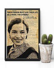 Rosa Parks - Black Lives Matter 11x17 Poster lifestyle-poster-8