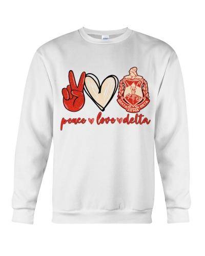 Peace Love Delta