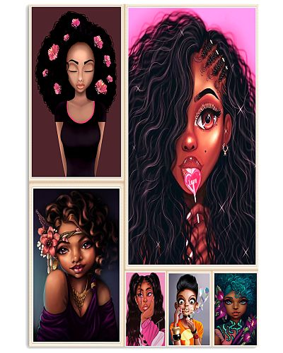 Black Girl Cute 10TT
