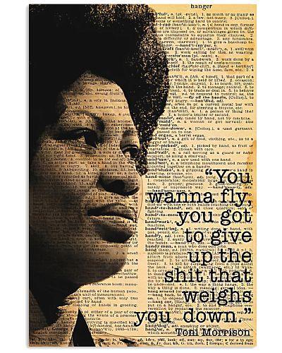 You Wanna Fly - Toni Morrison