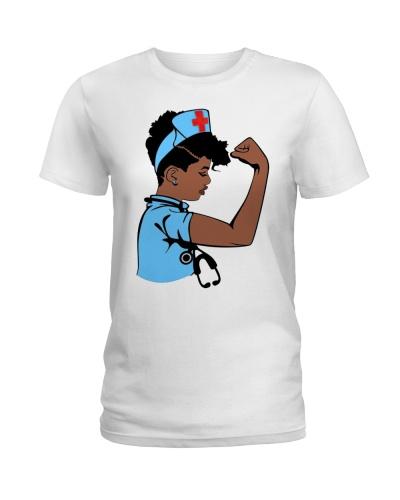 Black Women nurse VT