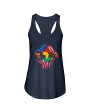 African American Pride Ladies Flowy Tank thumbnail