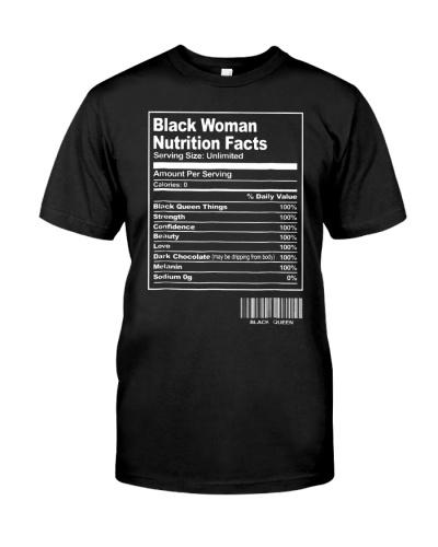 Fun Black Woman Nutrition