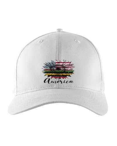 African-American-Flag-Hat