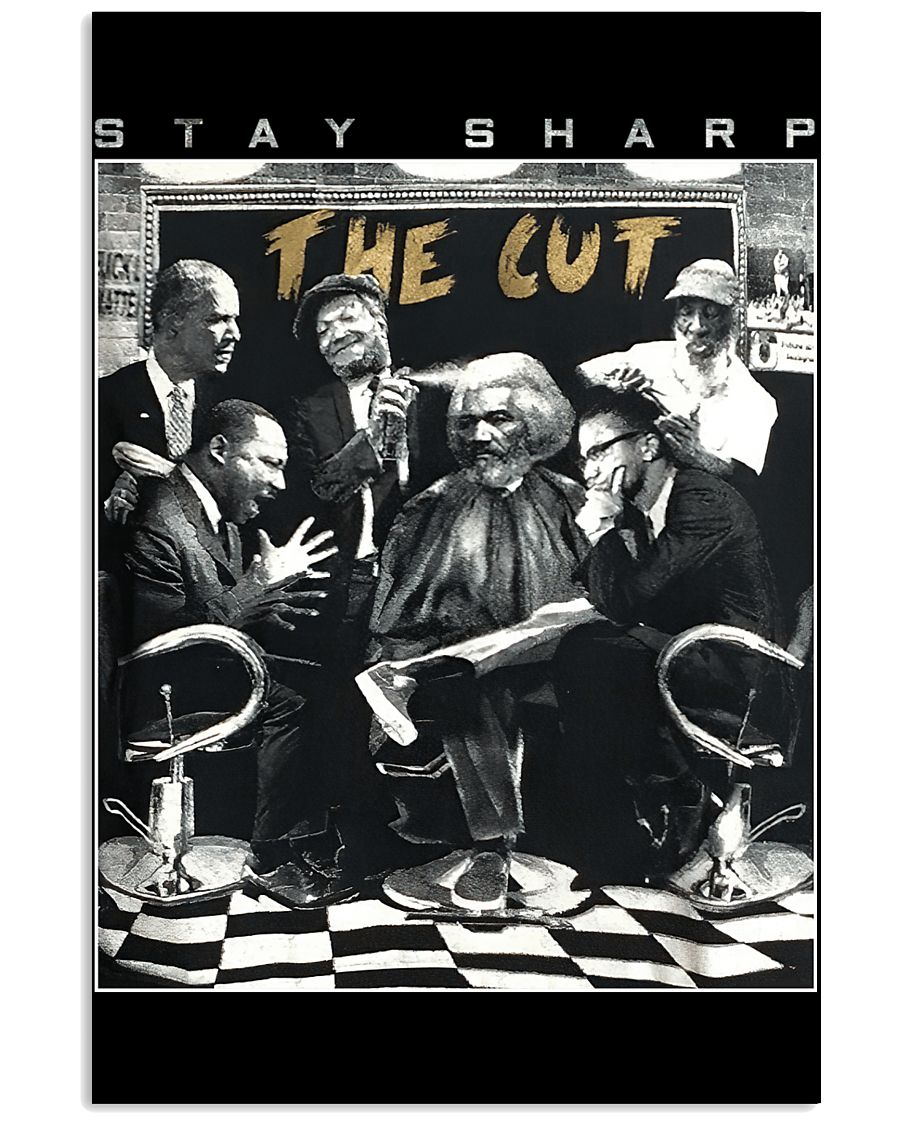 The Cut African American Leaders VT 11x17 Poster