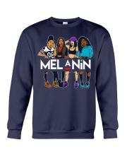 Melanin Crewneck Sweatshirt front