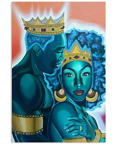 Black Couple Art