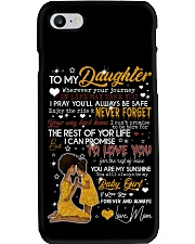 To My Daughter Phone Case thumbnail
