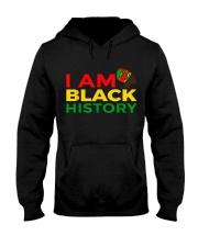 I am Black History Hooded Sweatshirt thumbnail