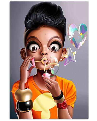 Black Girl Cute 04TT