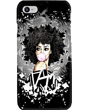 Black Girl 03 Phone Case thumbnail