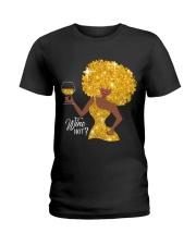 Wine Not Ladies T-Shirt front