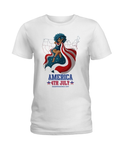 Limited T-shirt For US Independence Day