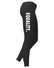 Equality Black History Month Ladies Leggings right