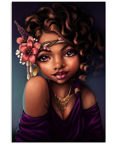 Black Girl Cute 02TT