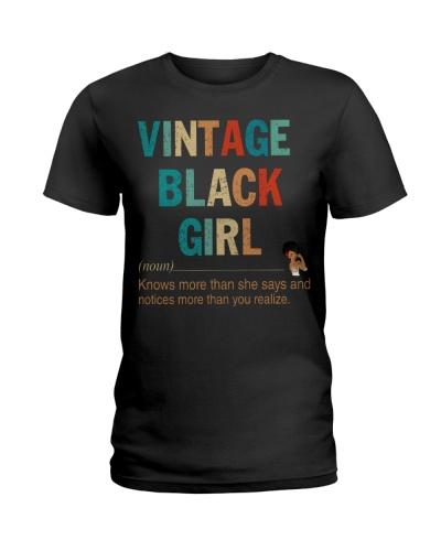 Vintage Black Girl