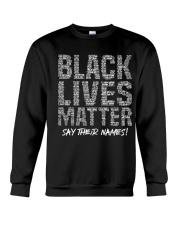 Black Lives Matter 24 TT Crewneck Sweatshirt thumbnail