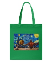 Afro Father And Son Tote Bag thumbnail
