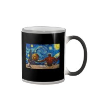 Afro Father And Son Color Changing Mug thumbnail