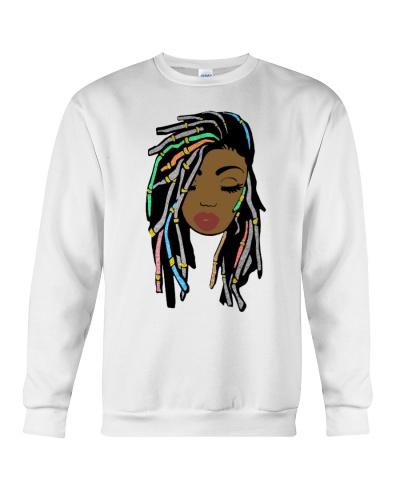 Black Girl And Beautiful Locs