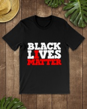 Black Lives Matter 01 Classic T-Shirt lifestyle-mens-crewneck-front-18