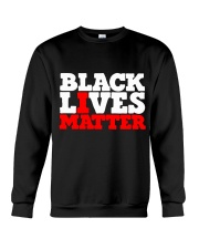 Black Lives Matter 01 Crewneck Sweatshirt thumbnail