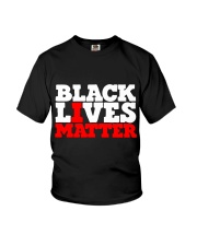 Black Lives Matter 01 Youth T-Shirt thumbnail