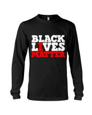 Black Lives Matter 01 Long Sleeve Tee thumbnail