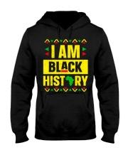 I Am Black History Month Hooded Sweatshirt thumbnail