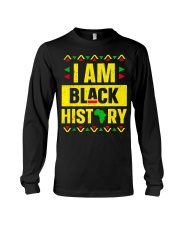 I Am Black History Month Long Sleeve Tee thumbnail