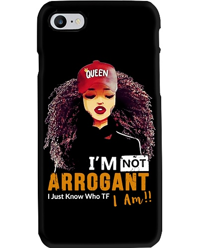 Afro Queen I Am Not Arrogant