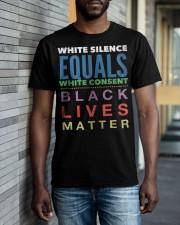 Black Lives Matter 26 Classic T-Shirt apparel-classic-tshirt-lifestyle-front-40