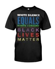 Black Lives Matter 26 Classic T-Shirt front