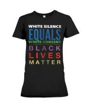 Black Lives Matter 26 Premium Fit Ladies Tee thumbnail