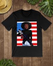 Black Power TT Classic T-Shirt lifestyle-mens-crewneck-front-18