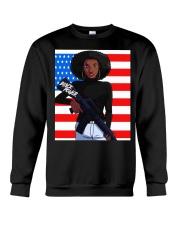 Black Power TT Crewneck Sweatshirt thumbnail