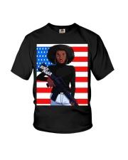 Black Power TT Youth T-Shirt thumbnail