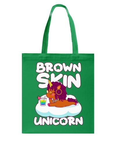 Brown Skin Unicorn