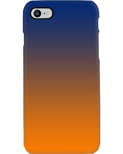 Yoshiharu Blue Orange Abstract Color Gradient