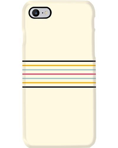 Morichika Minimal Classic Retro Stripes