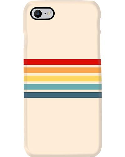 Takaakira Classic Colorful Retro Stripes
