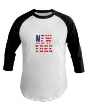 New York USA Baseball Tee thumbnail