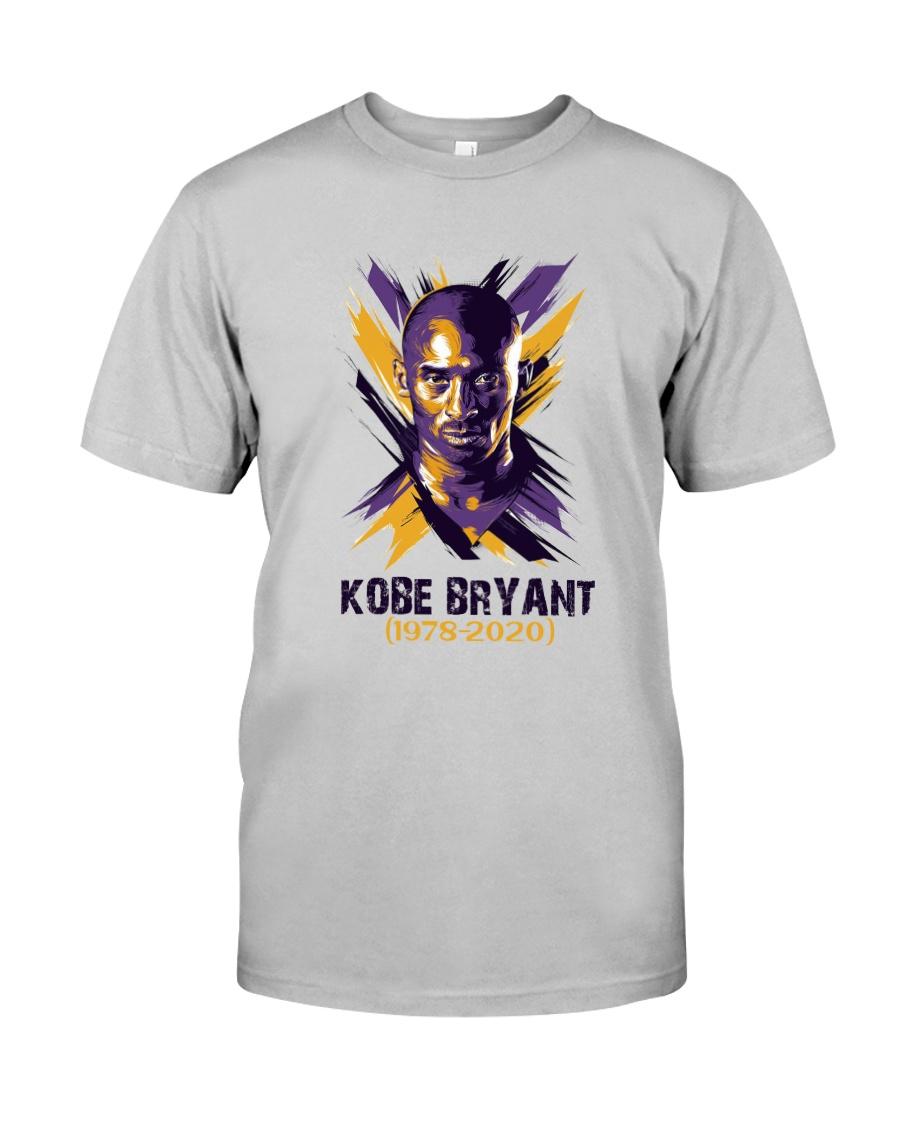 RIP Kobe Bryant T-Shirt Classic T-Shirt