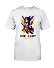 RIP Kobe Bryant T-Shirt Classic T-Shirt tile