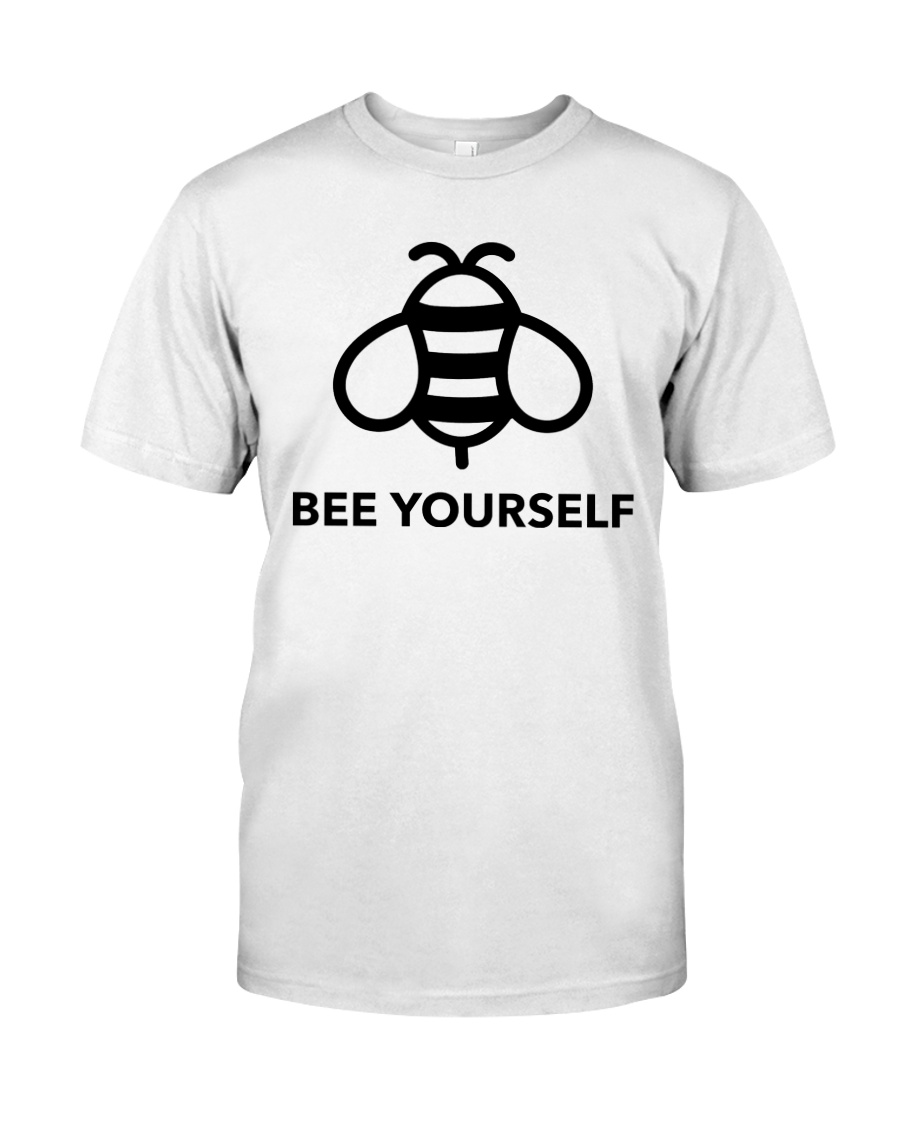 Bee yourself designs Classic T-Shirt