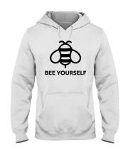 Bee yourself designs Hooded Sweatshirt thumbnail