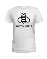 Bee yourself designs Ladies T-Shirt thumbnail