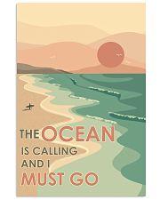 Ocean 2 24x36 Poster front
